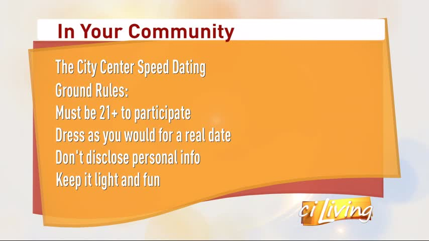 Champaign il speed dating