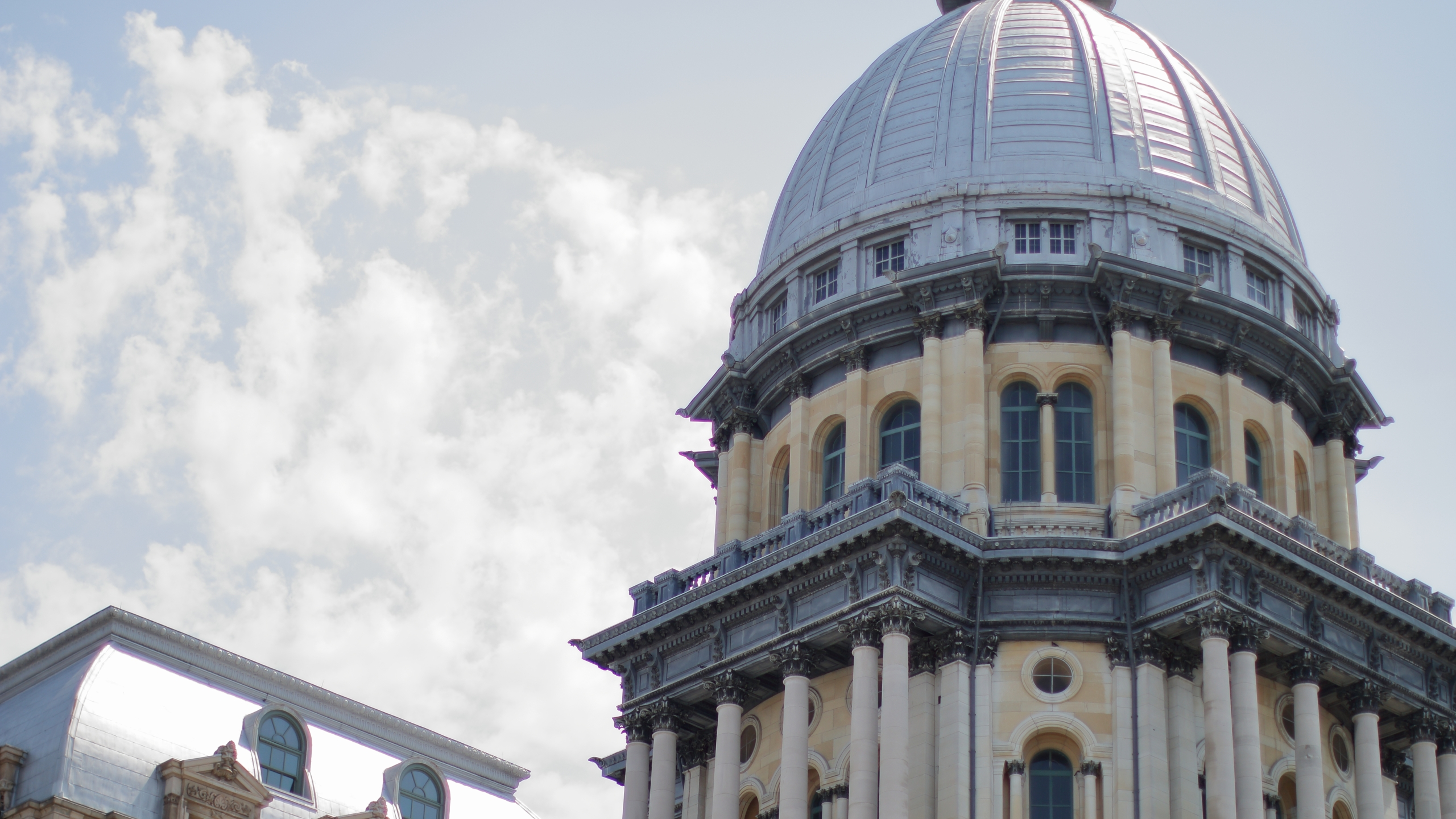 Illinois Capitol Dome