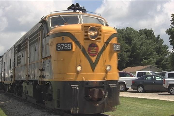 Monticello train