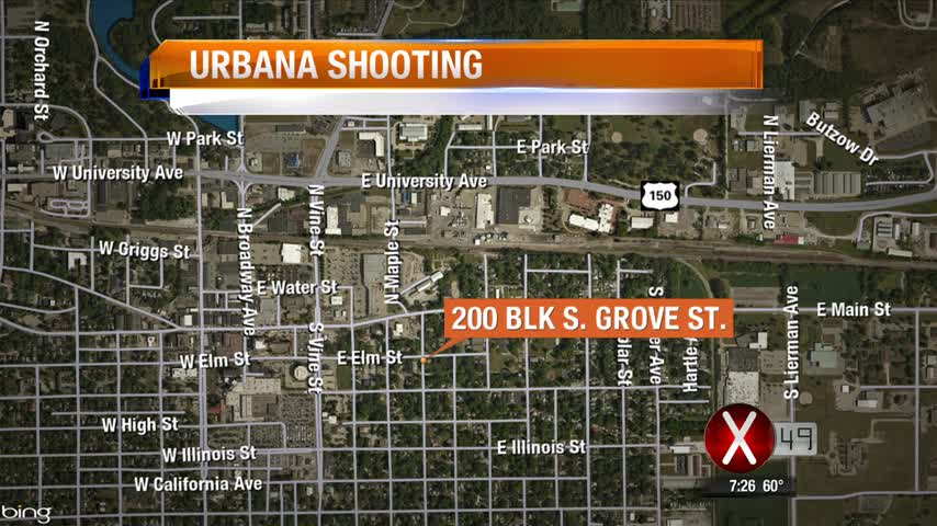 6th Urbana Shooting