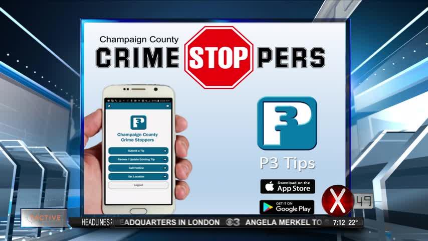 Champaign County Crimestoppers App