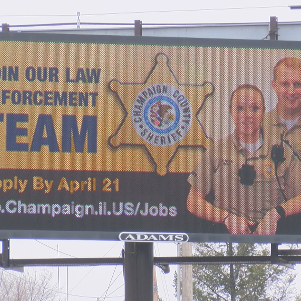 sheriff billboard