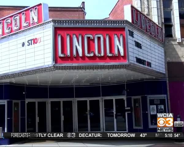 LINCOLN THEATER REPAIRS