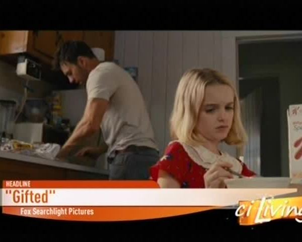"""Chuck Reviews """"Gifted"""""""