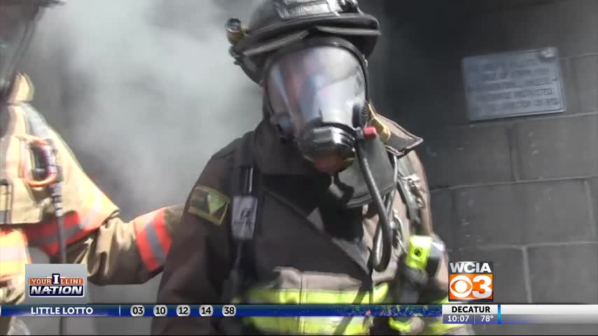 Fire College brings firefighters together