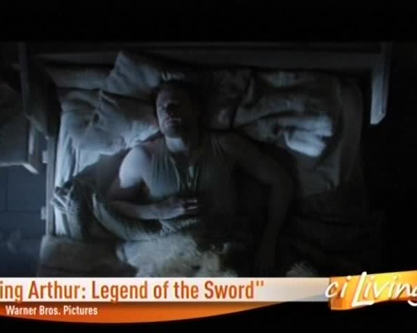 """King Arthur: Legend of the Sword"" (Chuck)"