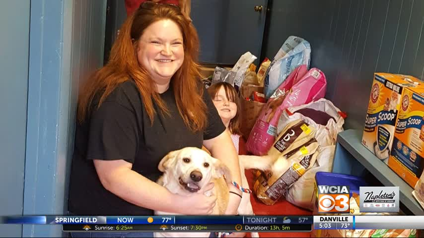 Helping Hurricane Harvey pets