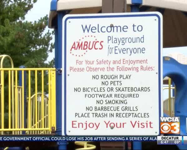 AMBUCS donation