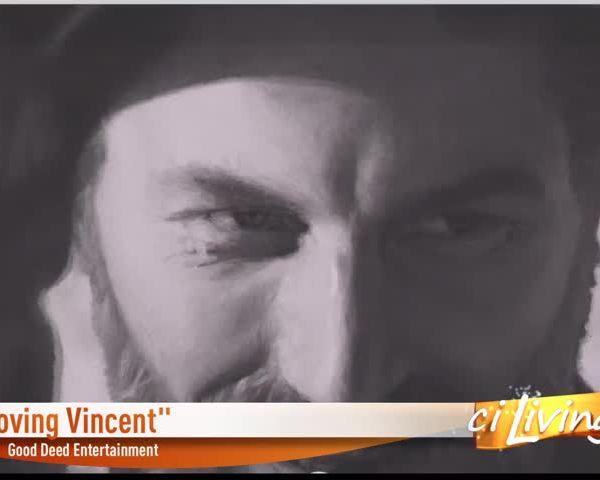 """Loving Vincent"": Film Critic Chuck Koplinski"