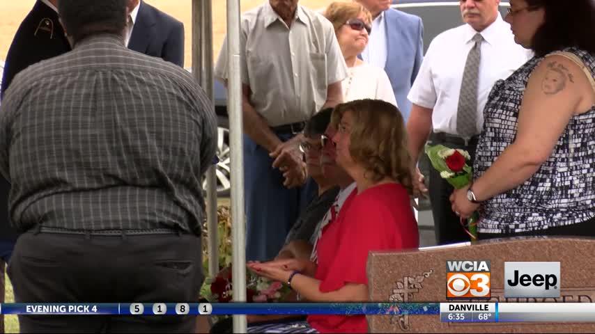 Schroeder funeral