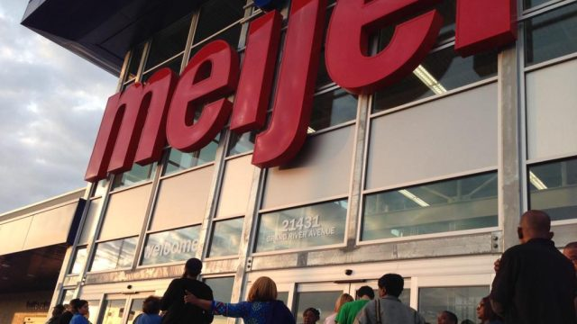 Meijer Issues Recall