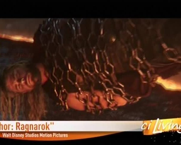 """Thor: Ragnarok"": Film Critic Chuck Koplinski"