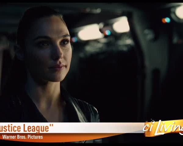 """""""Justice League"""": Film Critic Chuck Koplinski"""