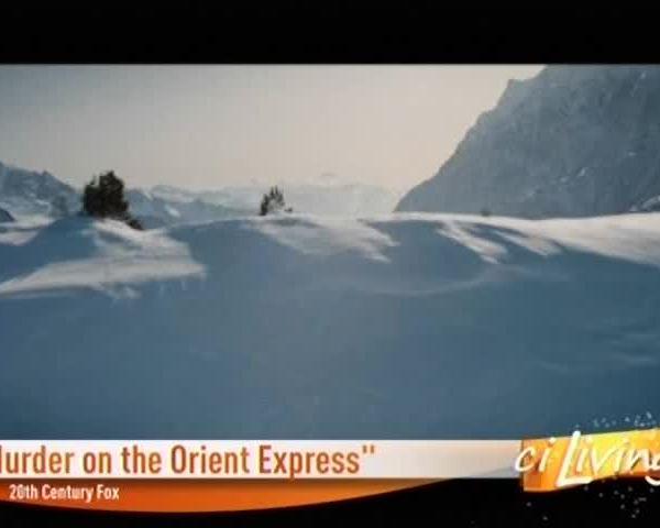 """Murder on the Orient Express"": Film Critic Chuck Koplinski"