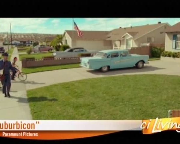 """Suburbicon"": Film Critic Chuck Koplinski"