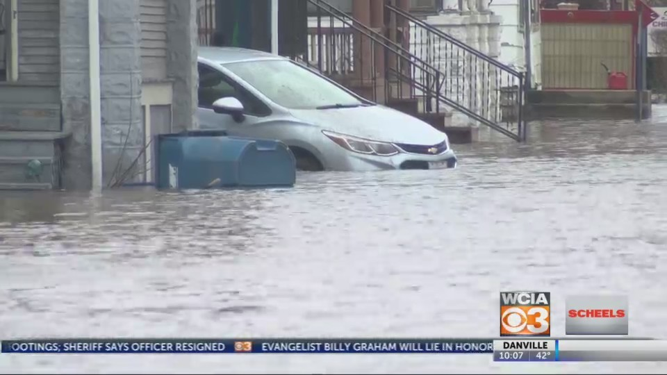 Iroquois County Floods