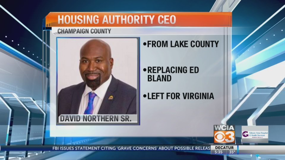 New housing authority CEO