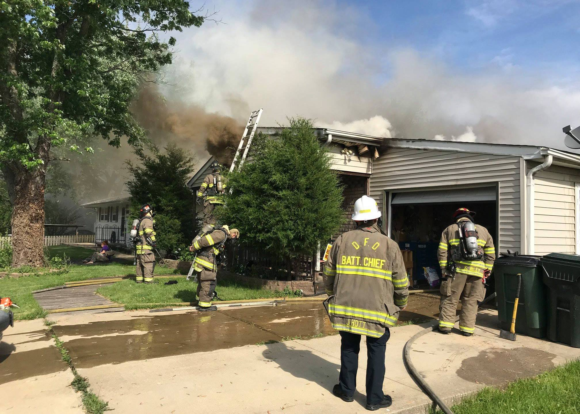 Decatur House Fire