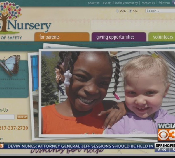 Giving Back: Crisis Nursery Safe Children Program