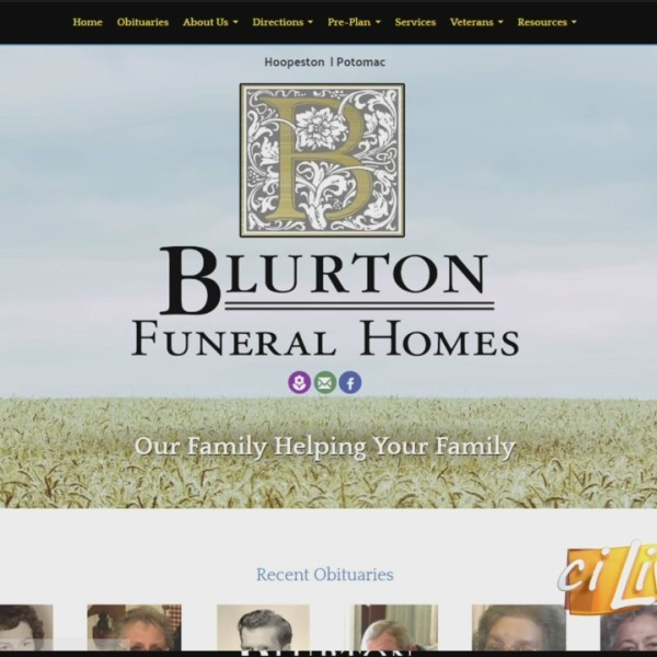 CI Living Blurton Funeral Homes