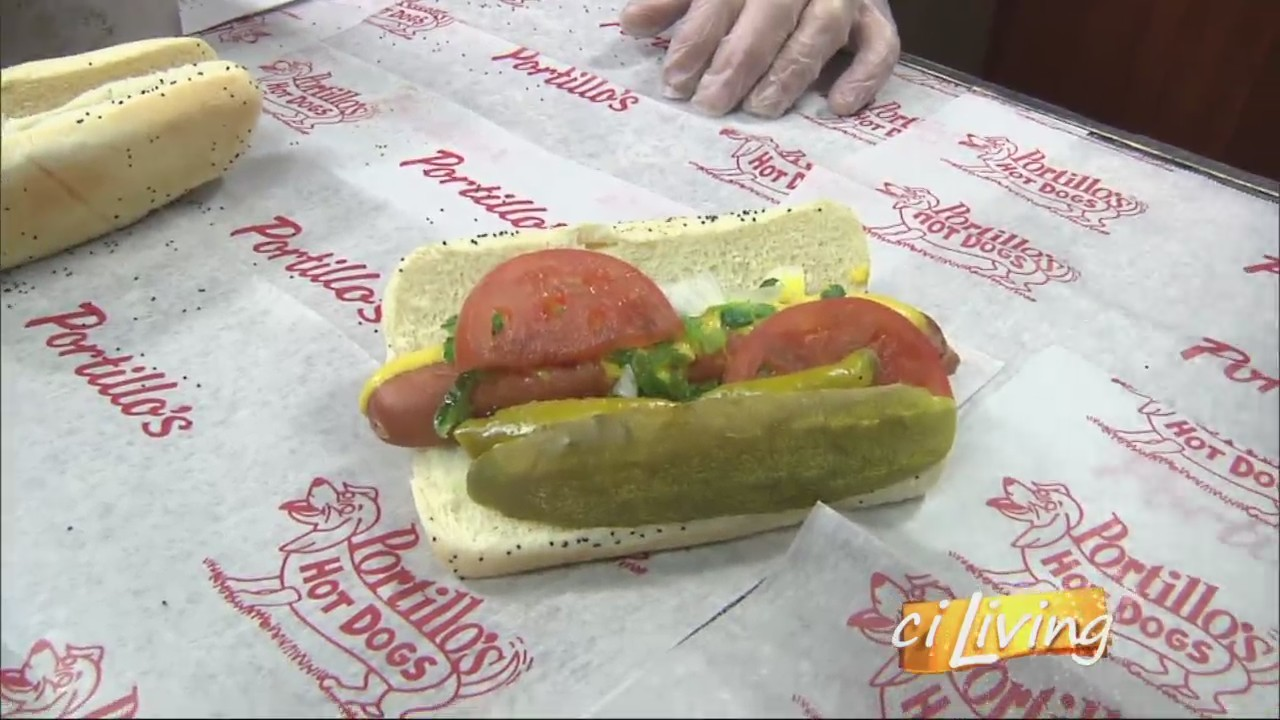 CI Living Portillo's National Hot Dog Week