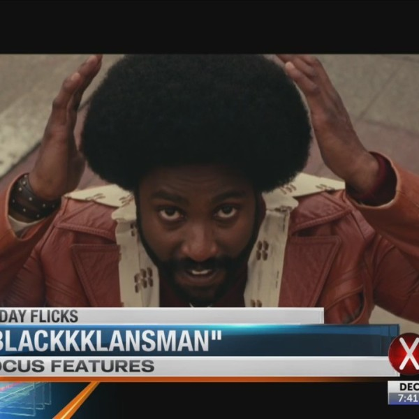 "Friday Flicks: ""BlacKkKlansman"" & ""Dog Days"""