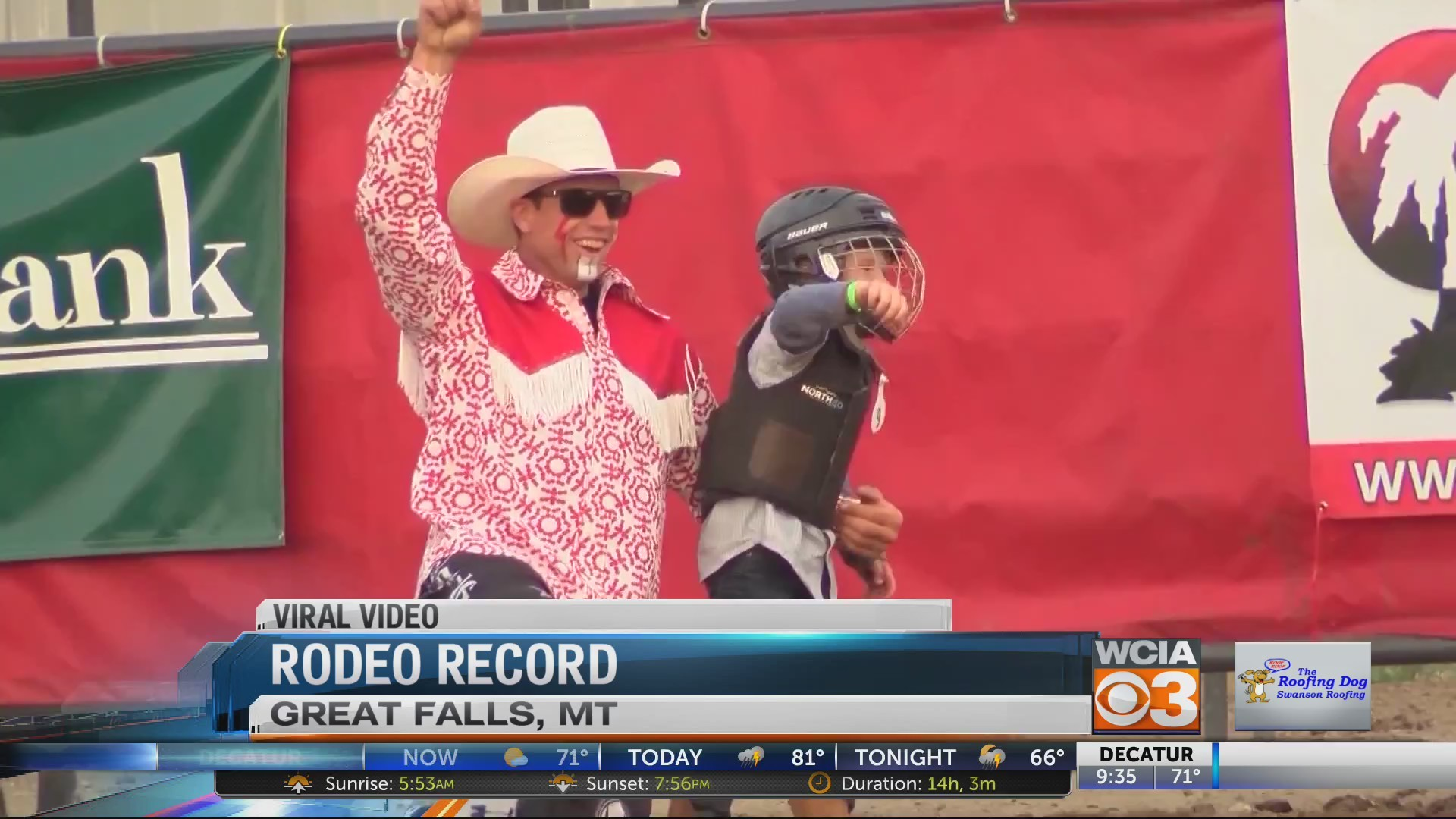 Rodeo Record