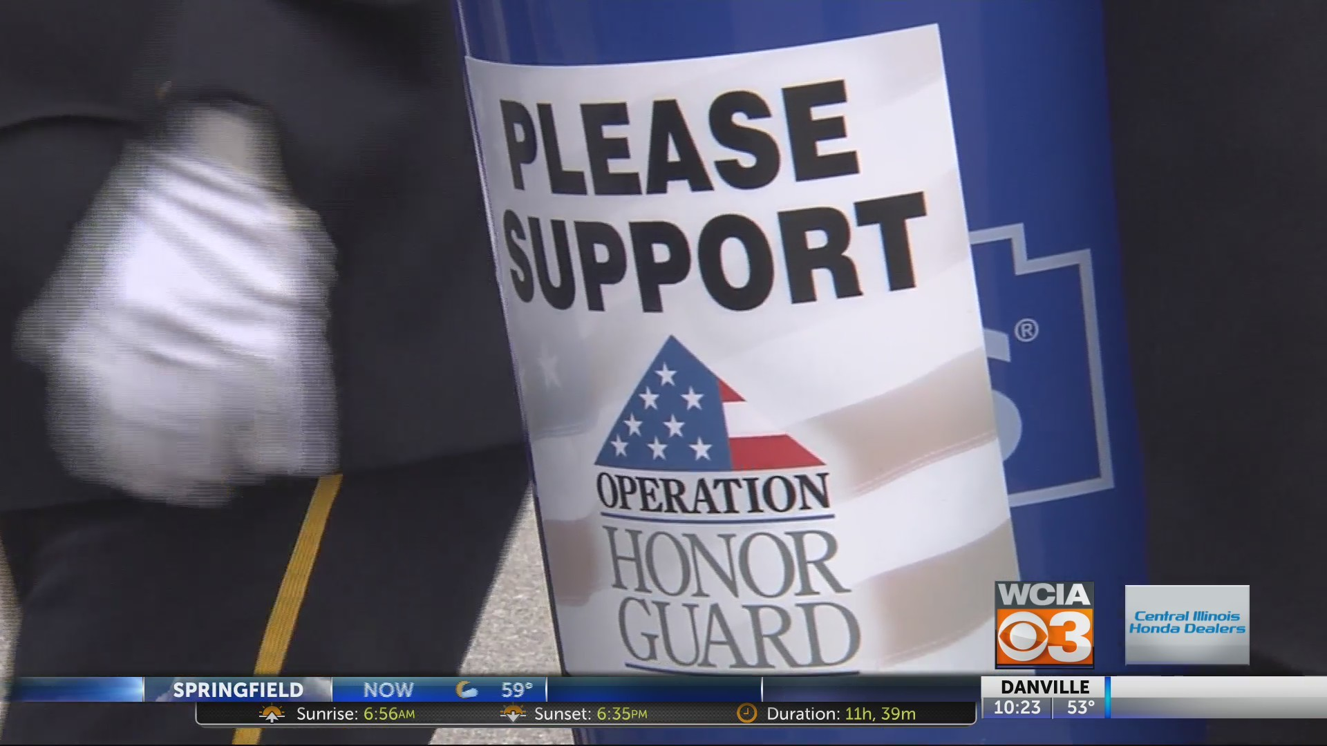 Honor Guard 2018