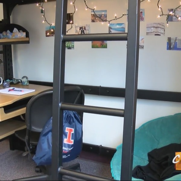 Professor's College Dorm Office