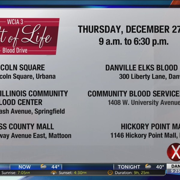Gift of Life blood donors