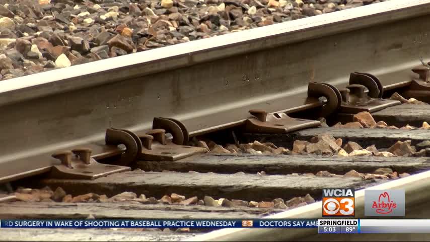 train accident railroad crossing tracks