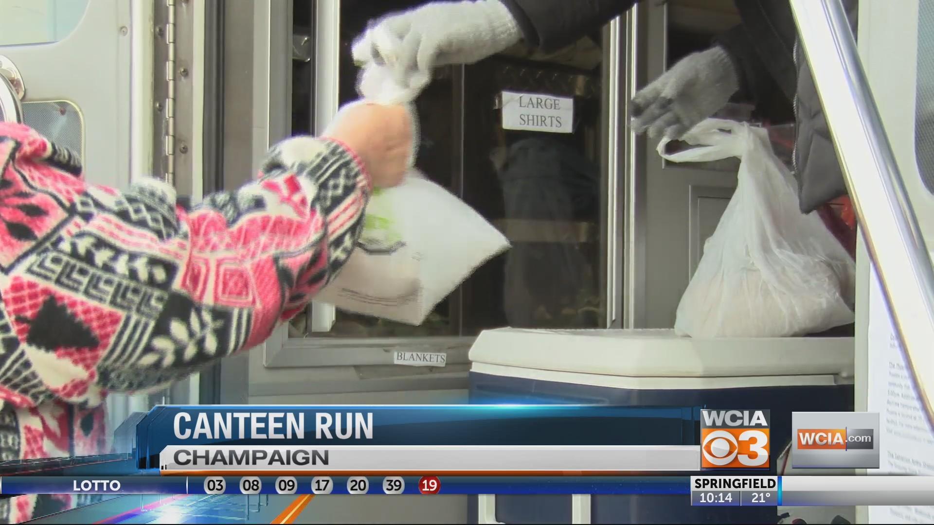 Canteen Run