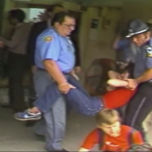 1982: Pro-ERA Women Carried from State Capitol