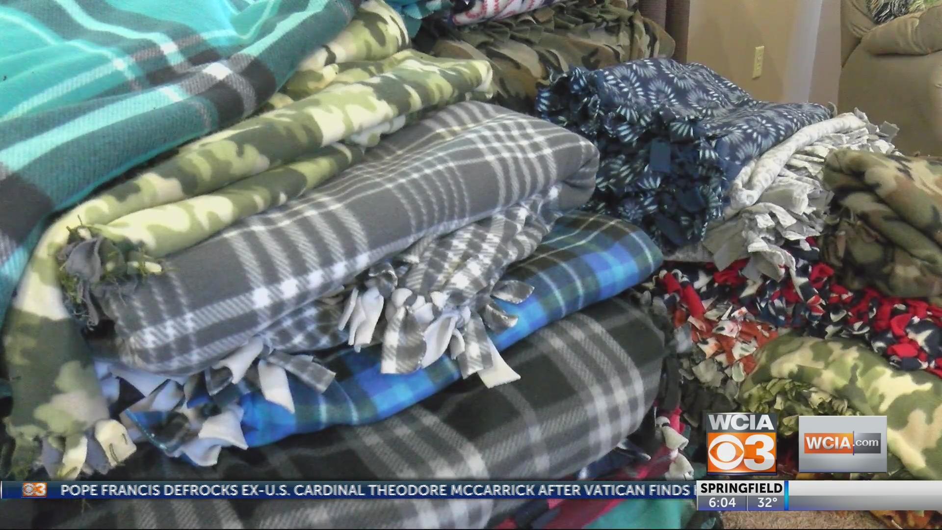 Blankets for vets
