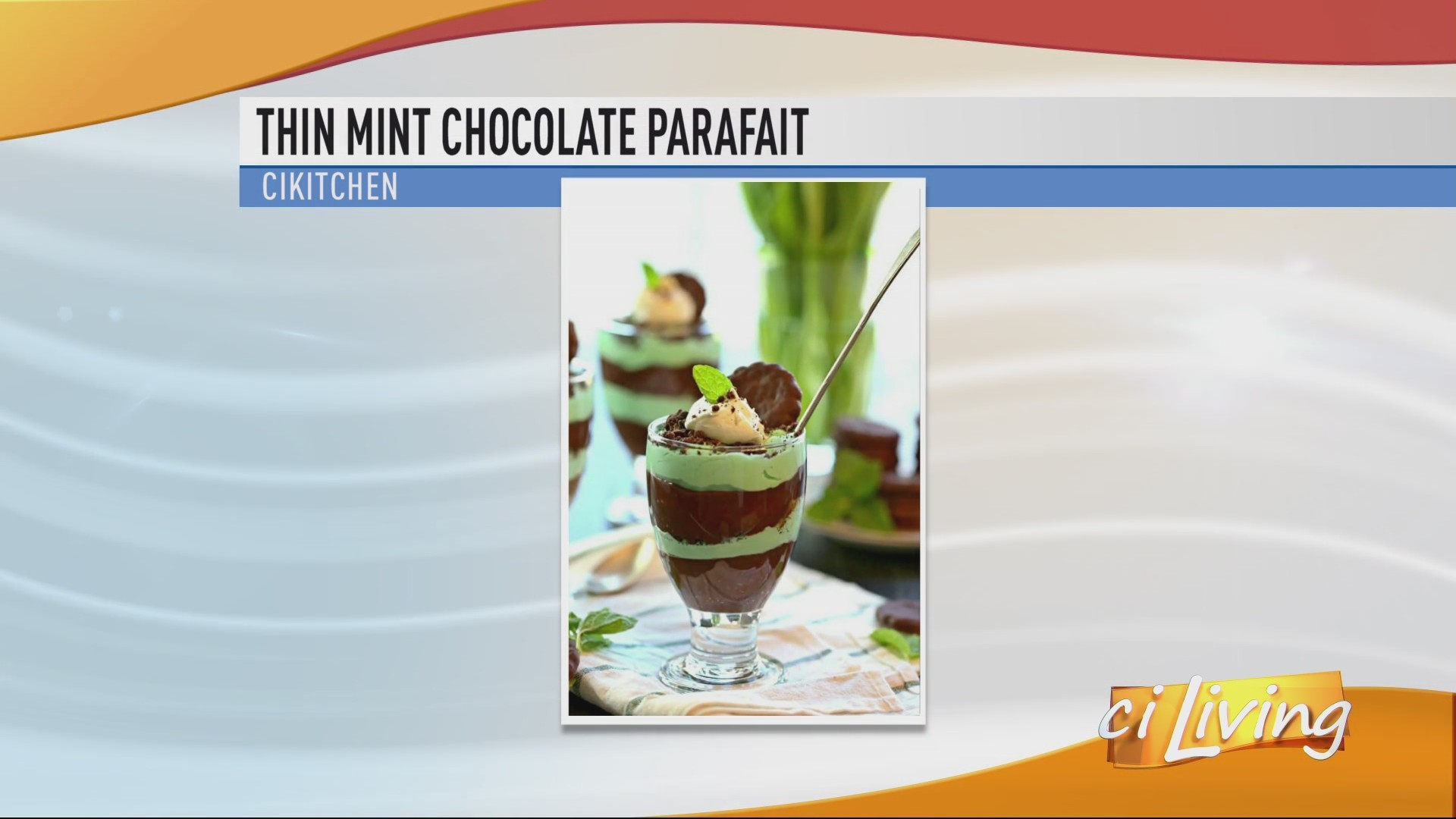 ciKitchen Girl Scouts of Central Illinois Thin Mint Recipe