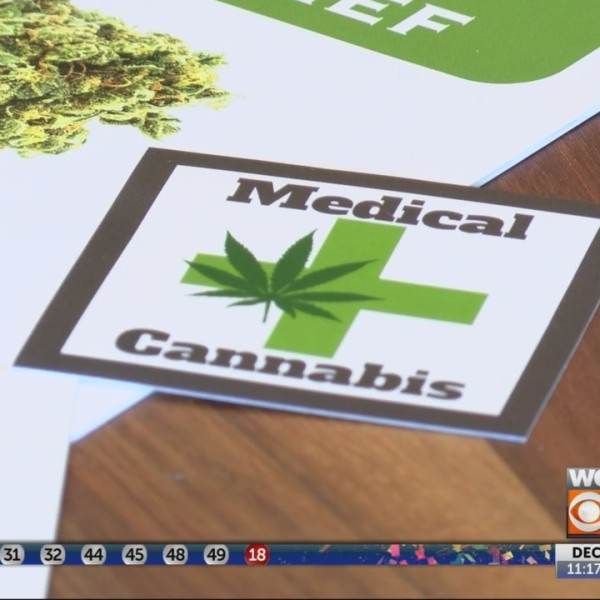 Couple advocates for medical marijuana