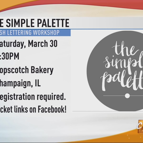 The Simple Palette