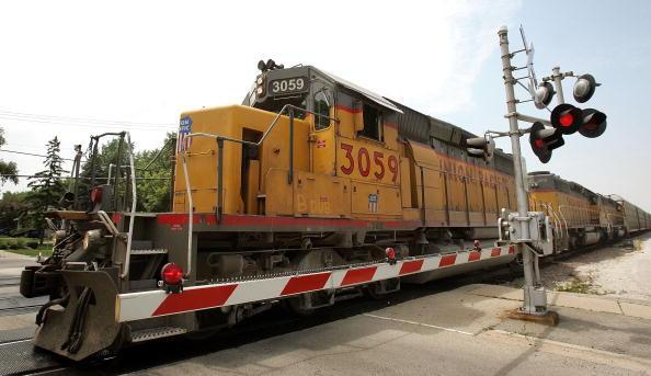 Rail Crossing Generic