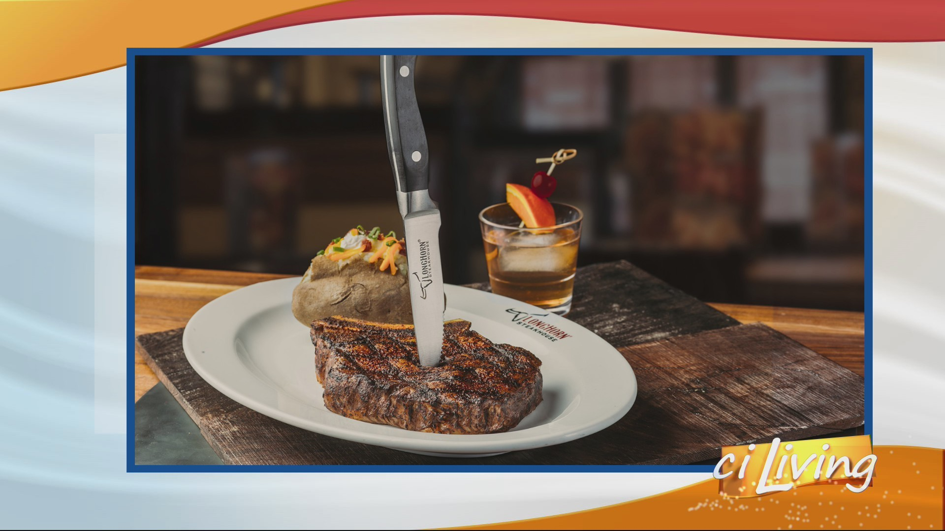 LongHorn Steakhouse for Dinner and Drinks