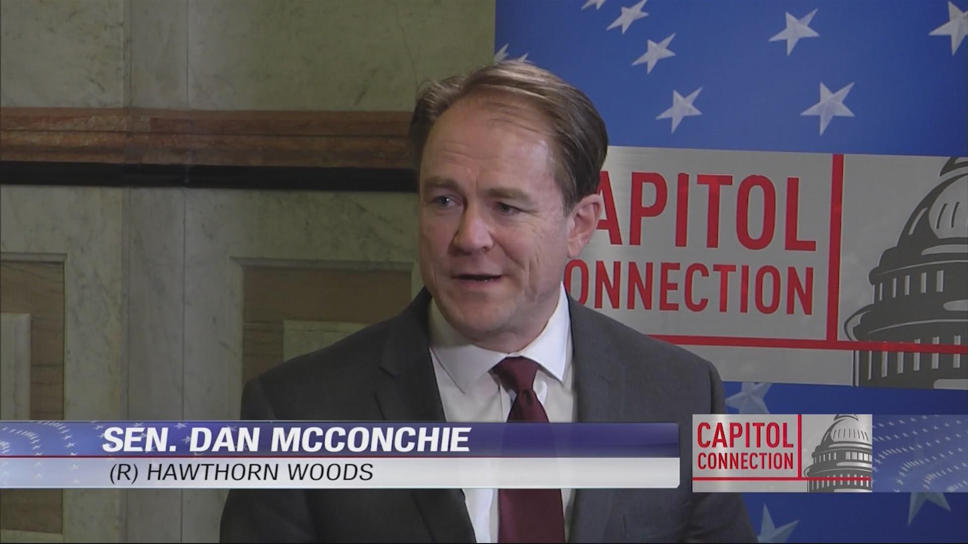 Senator McConchie counters progressive income tax, seeks higher barrier to raise taxes