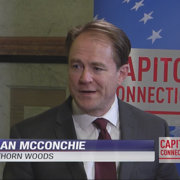 Senator McConchie counters progressive income tax, seeks higher barrier to raise taxes