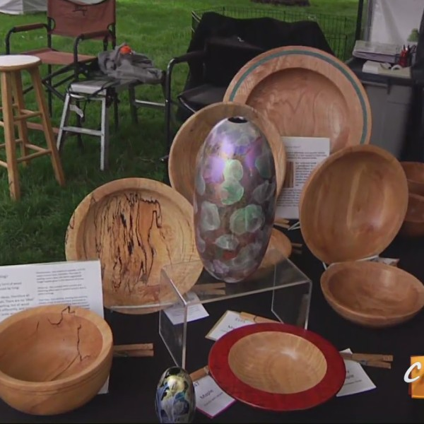 CI Living Jerry Rhodes Woodturning