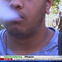 E-cigarette bill