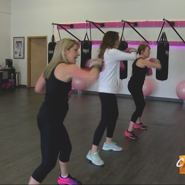Get Moving with Chix in Training