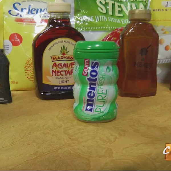Reducing Sugar in Your Diet
