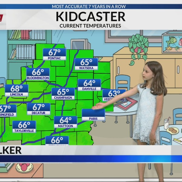 Kidcaster: Lily Walker