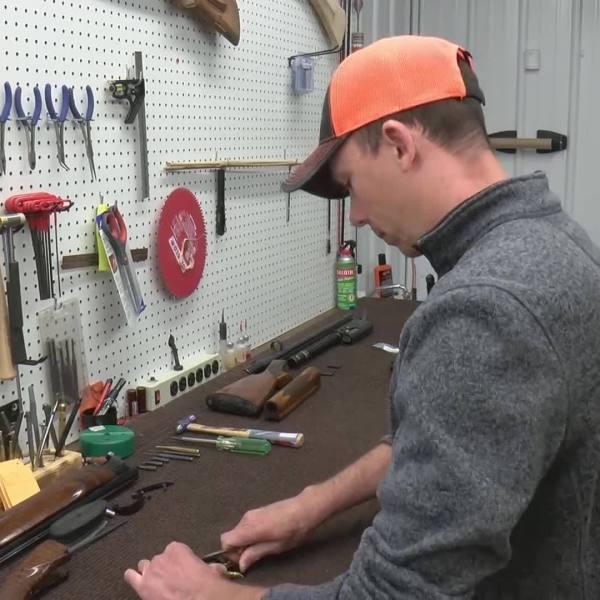 Our Town Argenta Gun Shop