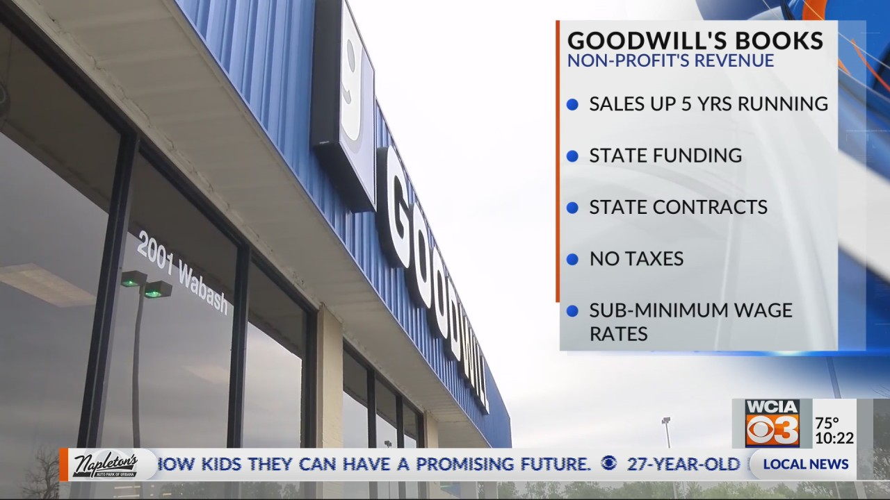 Goodwill pulls paychecks from disabled workers