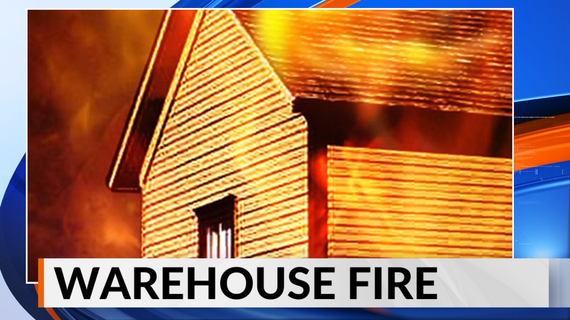 Fire breaks out at ADM facility warehouse | WCIA com