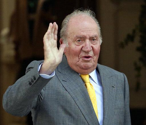 King Juan Carlos
